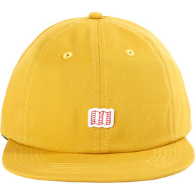 Topo Designs Mini Map Gorra, mustard